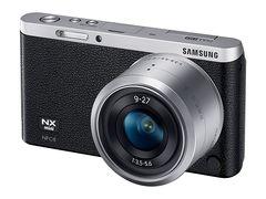 Samsung NX Mini je malý, lehký a má výměnné objektivy