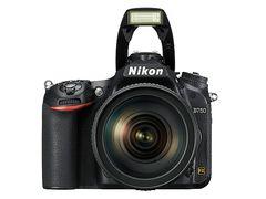 Nikon D750, objektiv Nikon AF-S 20mm f/1.8G ED a další novinky od Nikonu