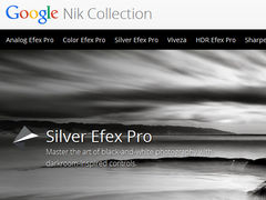 Program Silver Efex Pro - černobílý kouzelník / ZDARMA