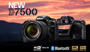 Rozhovor: Michael Jurák - Nikon D7500