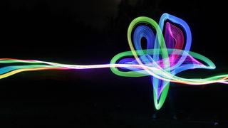 Jak na malování světlem a bokeh efekt