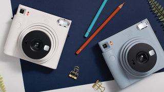 Představujeme designovou novinku Fujifilm Instax SQ1