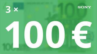 Získejte zpět až 300 € v akci CASHBACK u objektivů SONY