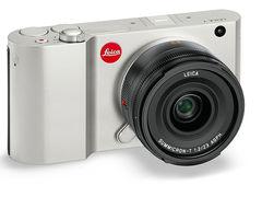 Digitální klasika: nová Leica T