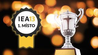Megapixel.cz zvítězil v prestižní soutěži IEA 2013