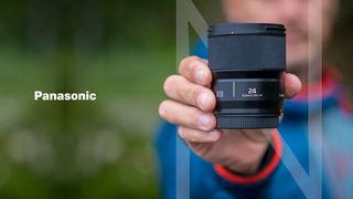 Panasonic představuje další pevný objektiv. Přivítejte nový Lumix S 24 mm f/1,8
