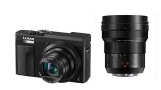 Představujeme Panasonic LUMIX DMC-TZ90 a Panasonic Leica DG Vario-Elmarit 8-18mm f/2.8-4