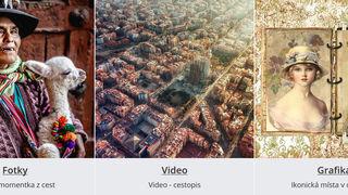 Zapojte se do srpnové FOTO/VIDEO/GRAFICKÉ soutěže na téma CESTOVÁNÍ
