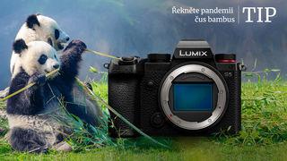 Megaléto tip č.2: Panasonic LUMIX S5