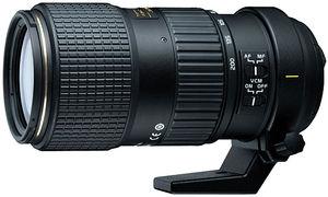 Tokina oznámila nový objektiv AT-X 70-200 mm f / 4 PRO FX VCM-S