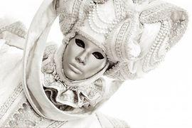 Benátky karneval masek 2011