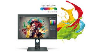 Profesionální monitory BENQ pro grafiky i fotografy
