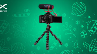 Předobjednejte si novinku Fujifilm X-S10 a získejte vlogovací kit jako dárek