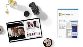 Pořiďte si sadu Microsoft 365 pro sebe, rodinu nebo váš business za zvýhodněné ceny