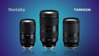 Tamron oznamuje vývoj 3 nových objektivů v čele s 2. verzí populárního objektivu 28-75 mm f/2,8. Pozornost si ale také zaslouží nový 35-150 mm f/2-2,8