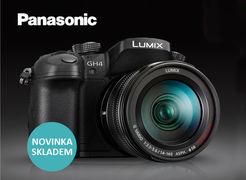 Nový Panasonic GH4 se 4K videem skladem