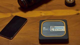 Proč je dobré používat externí disk My Passport Wireless SSD 1 TB