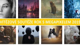 Vyhlášení nejlepšího fotografa, videomakera a grafika soutěže ROK S MEGAPIXELEM 2019