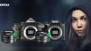 K fotoaparátům Pentax KP a K-70 objektiv zdarma