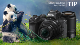 Megaléto tip č.3: Nikon Z50 double zoom set (16-50 mm + 50-250 mm)