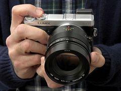 Nocticron 42,5mm f/1,2 - první ukázkové fotky v plném rozlišení