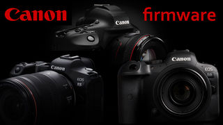 Canon vydal aktualizovaný firmware na zrcadlovku EOS 1D X Mark III a na dvě bezzrcadlovky Canon EOS R5 a R6