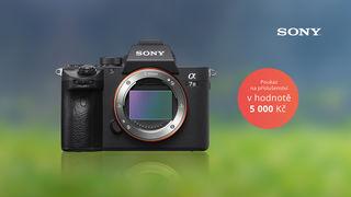 K Sony A7 III si teď můžete zdarma vybrat příslušenství v hodnotě 5 000 Kč