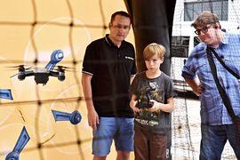 Piloti zbystřete, chystá se další Den dronů