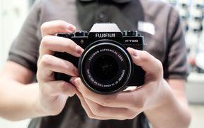Novinka Fujifilm X-T100 dorazila na náš sklad