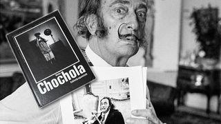 Fotopublikace č.2 : Václav Chochola - Kabinet vzpomínek (muž který fotografoval Salvadora Dalí)