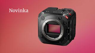 Představujeme novou videokameru Panasonic DC-BS1H