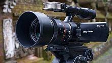 Na video s kamerou a nebo s foťákem?