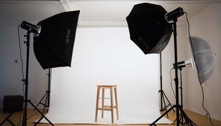 Jak si vybavit fotostudio