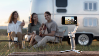 Představujeme nový kapesní stabilizátor pro váš mobil – DJI OM 4
