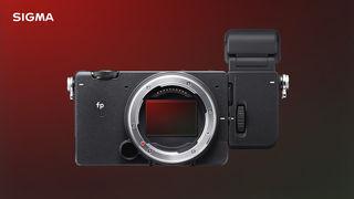 Představujeme nový 61 megapixelový hybrid Sigma fp L
