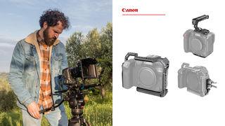 Pořiďte si Canon R5 a dostanete klec a příslušenství SmallRig zdarma