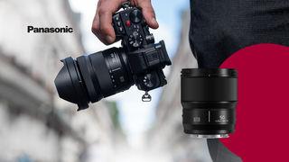Získejte objektiv 50 mm f/1,8 za 2 600 Kč při nákupu foťáku Panasonic S5