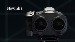 Vstupte do světa VR s novinkou Canon RF 5,2 mm f/2,8 L DUAL FISHEYE