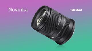 Objektiv pro každý den! Sigma představuje nový 18-50 mm f/2,8 DC DN Contemporary