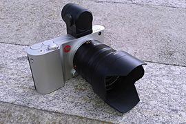 Jak fotí Leica T typ 701