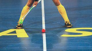 Kde hokejky vládnou - jak fotit pozemní hokej v hale