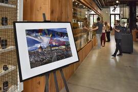 Výstava fotografií Otakara Metličky, garanta šestého soutěžního kola