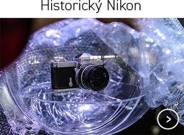 Historický Nikon | Megapixel
