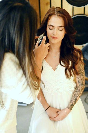 Make-up artist Lili Buová | Megapixel