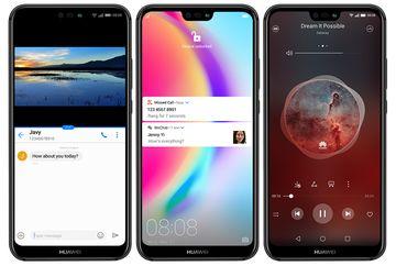Huawei P20 Lite EMUI 8   Megapixel