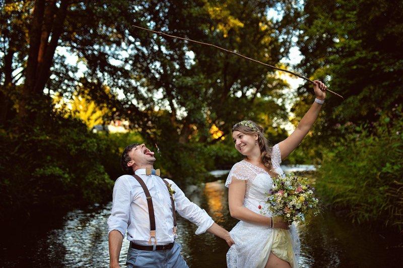 Jak fotit svatby