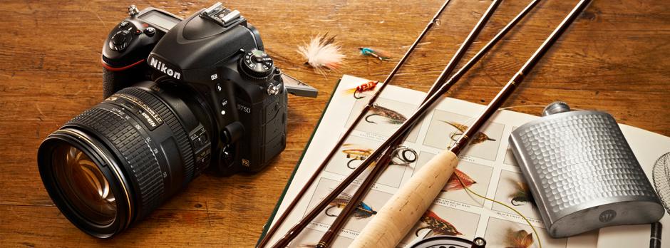 Prezentace novinek Nikon