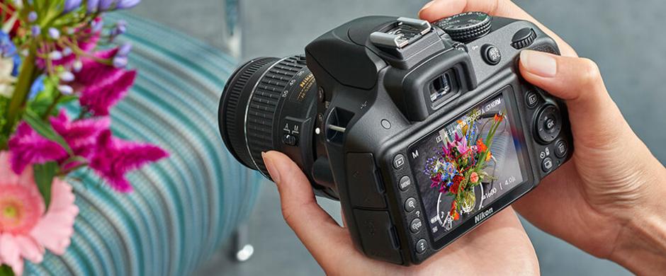 Učíme se pracovat se zrcadlovkou Nikon