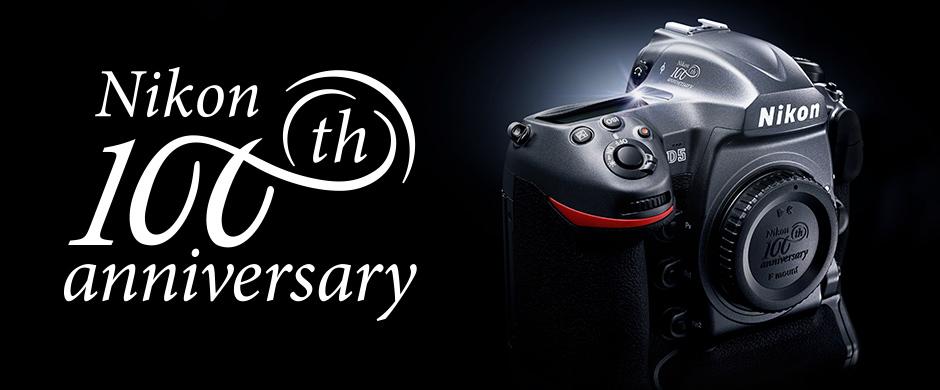 Oslavy 100 let Nikonu