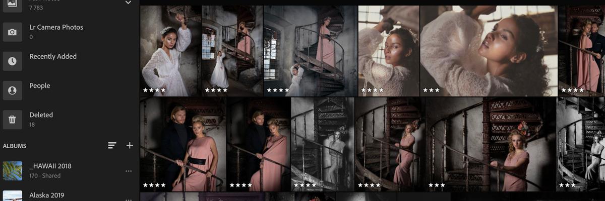 Zpracování fotografií na Ipadu s Janem Březinou